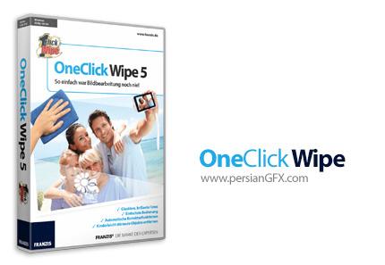 دانلود نرم افزار ویرایش و بهبود کیفیت تصاویر - Franzis OneClick Wipe v5.0.0