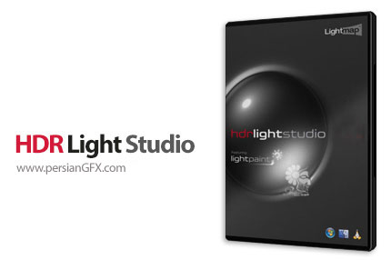 دانلود نرم افزار اضافه کردن افکت HDR به گرافیک های سه بعدی - HDR Light Studio v5.7.0 x64