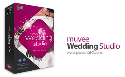 دانلود نرم افزار ساخت کلیپ عروسی و ویرایش تصاویر - muvee Wedding Studio v12.0.0.28538 Build 3094