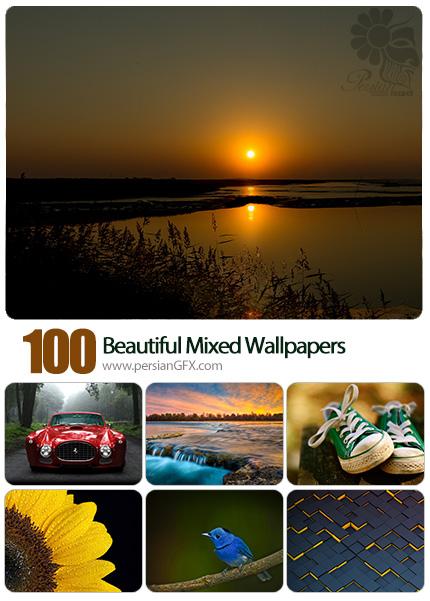 دانلود والپیپرهای زیبا و متنوع - Beautiful Mixed Wallpapers 07