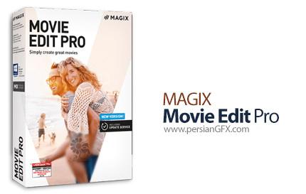 دانلود نرم افزار ویرایش فیلم - MAGIX Movie Edit Pro 2019 Premium v18.0.1.203 x64