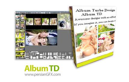 دانلود نرم افزار ساخت آلبوم عروسی دیجیتالی زیبا و جذاب - Album TD v3.5.0 x64