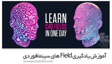 دانلود آموزش یادگیری Field های سینمافوردی در یک روز - Helloluxx Learn Cinema 4D Fields In One Day