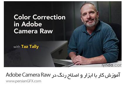 دانلود آموزش کار با ابزار و اصلاح رنگ در Adobe Camera Raw از لیندا - Lynda Adobe Camera Raw: Color Correction