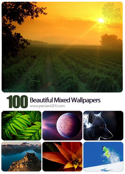 دانلود والپیپرهای زیبا و متنوع - Beautiful Mixed Wallpapers 11