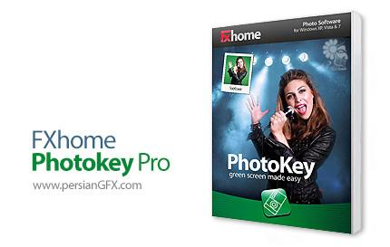 دانلود نرم افزار اعمال تغییرات دلخواه بر روی تصاویر - FXhome Photokey Pro v8.1.18150.10231 x64