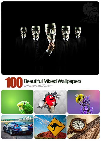 دانلود والپیپرهای زیبا و متنوع - Beautiful Mixed Wallpapers 13