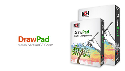 دانلود نرم افزار نقاشی و طراحی - NCH DrawPad Pro v5.00 Beta