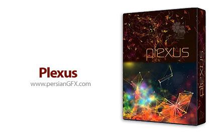 دانلود پلاگین ساخت، مدیریت و رندر پارتیکل ها در محیط افترافکت - Rowbyte Plexus v3.1.9 For Adobe After Effects