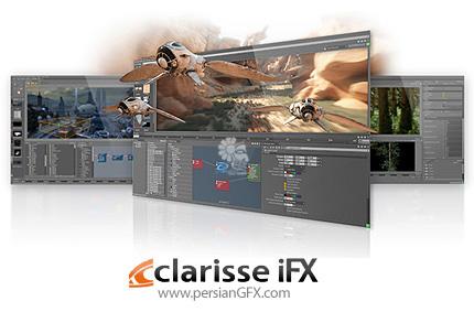 دانلود نرم افزار قدرتمند فیلم و انیمیشن سازی دو بعدی و سه بعدی - Isotropix Clarisse iFX v4.0 x64