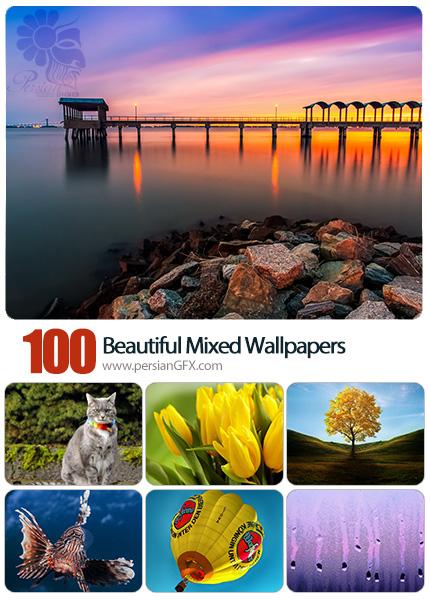 دانلود والپیپرهای زیبا و متنوع - Beautiful Mixed Wallpapers 15