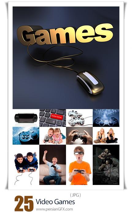 دانلود تصاویر با کیفیت بازی های ویدئویی، ویدئو گیم، بازی آنلاین، دسته بازی و ... - Video Games