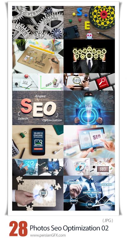 دانلود مجموعه تصاویر با کیفیت بهینه سازی سئو، سئو، سئو سایت - Photos Seo Optimization 02