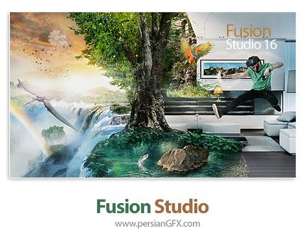 دانلود نرم افزار فیلم سازی، ترکیب جلوه های ویژه و ساخت انیمیشن - Fusion Studio v16.0 Beta 1 x64 + Render Node v16.0
