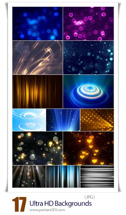 دانلود بک گراند های باکیفیت نورانی بوکه - Ultra HD Backgrounds
