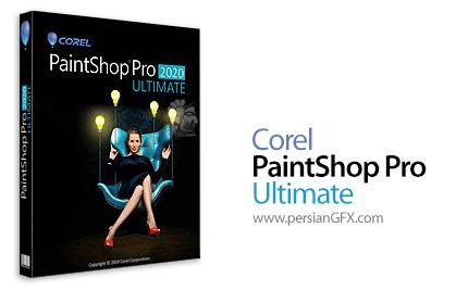 دانلود نرم افزار ویرایش تصاویر - Corel PaintShop Pro 2020 Ultimate v22.0.0.112