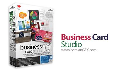 دانلود نرم افزار ساخت کارت ویزیت حرفه ای - Summitsoft Business Card Studio Deluxe 10 v5.0.3