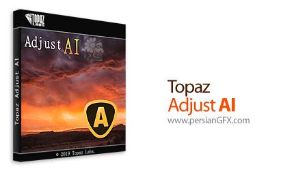 دانلود نرم افزار تنظیم هوشمندانه کیفیت تصویر - Topaz Adjust AI v1.0.5 x64