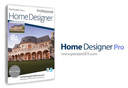 دانلود نرم افزار طراحی و مدلسازی سه بعدی فضا های داخلی و خارجی ساختمان - Home Designer Professional 2020 v21.3.1.1 x64