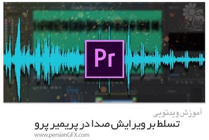 دانلود آموزش تسلط بر ویرایش صدا در پریمیر پرو - Skillshare Master Audio Editing In Premiere Pro