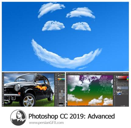 دانلود آموزش پیشرفته فتوشاپ سی سی 2019 - Lynda Photoshop CC 2019 One-on-One: Advanced