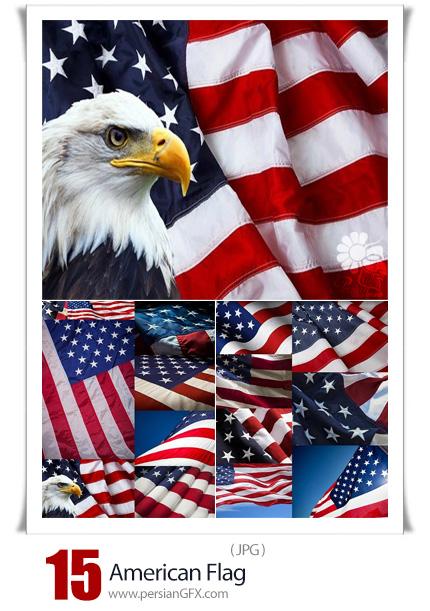 دانلود 15 عکس با کیفیت پرچم آمریکا - US Flag