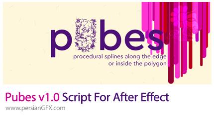 دانلود اسکریپت Pubes v1.0 برای نرم افزار افتر افکت - Pubes v1.0 Script For After Effect