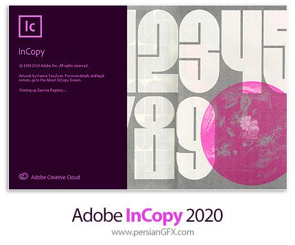 دانلود نرم افزار ادوبی این کپی 2020 - Adobe InCopy 2020 v15.0.3.425 x64