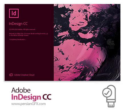دانلود نرم افزار ادوبی ایندیزاین سی سی 2019 پرتابل (بدون نیاز به نصب) - Adobe InDesign CC 2019 v14.0.2.324 x64 Portable