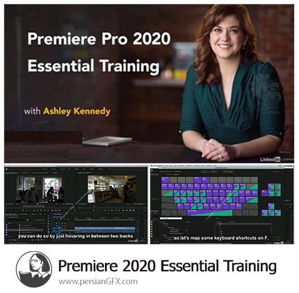 دانلود آموزش نکات ضروری پریمیر سی سی 2020 - Lynda Premiere Pro 2020 Essential Training
