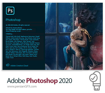 دانلود نرم افزار ادوبی فتوشاپ 2020 پرتابل (بدون نیاز به نصب) - Adobe Photoshop 2020 v21.1.1.121 x64 Portable With Plugins And Camera Raw Profiles