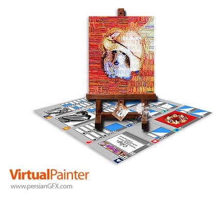 دانلود نرم افزار تبدیل آسان عکس به نقاشی با سبک های مختلف - VirtalPainter v6.5.0.6