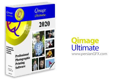 دانلود نرم افزار مدیریت رنگ و کنترل کیفیت عکس برای چاپ - Qimage Ultimate v2020.116