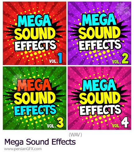دانلود مجموعه آهنگ های شاد برای دی جی و کلیپ سازی - Mega Sound Effects