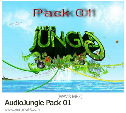 دانلود افکت های صوتی متنوع برای کارهای تبلیغاتی و موشن گرافیک - AudioJungle Pack 01