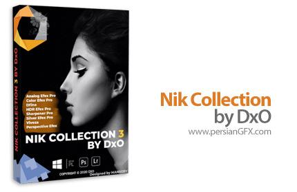 دانلود مجموعه ابزارهای Nik Soft برای ویرایش عکس - Nik Collection by DxO v3.0.7 x64