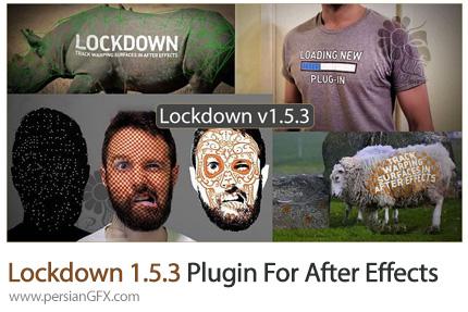 دانلود پلاگین Lockdown برای نرم افزار افتر افکت - Lockdown 1.5.3 Plugin For After Effects