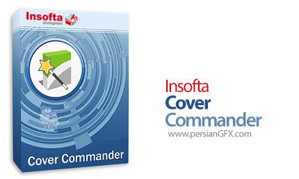 دانلود نرم افزار طراحی جعبه سه بعدی نرم افزارها - Insofta Cover Commander v6.6.0