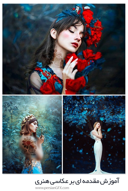 دانلود آموزش مقدمه ای بر عکاسی هنری - Introduction To Artistic Photography