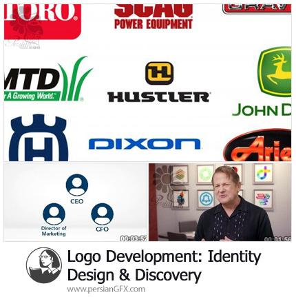 دانلود آموزش توسعه لوگو: طراحی و کشف هویت - Logo Development: Identity Design And Discovery