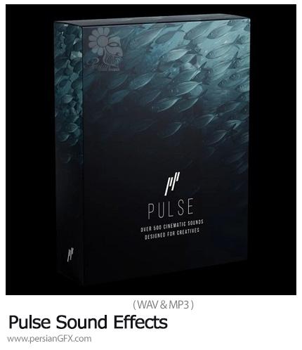 دانلود مجموعه افکت های صوتی سینمایی - Pulse Sound Effects
