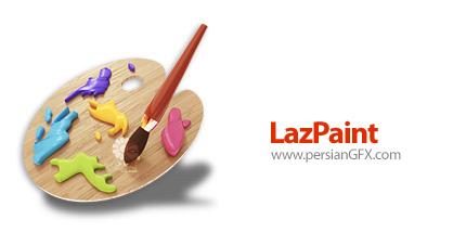 دانلود نرم افزار نقاشی و ویرایش عکس - lazpaint v7.1.3