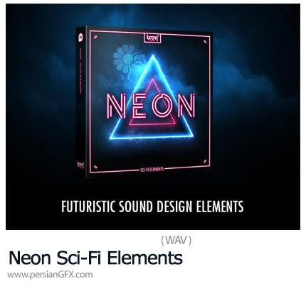 دانلود مجموعه افکت صوتی علمی تخیلی - Neon Sci-Fi Elements