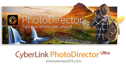 دانلود نرم افزار ویرایش عکس - CyberLink PhotoDirector Ultra v12.0.2024.0 x64
