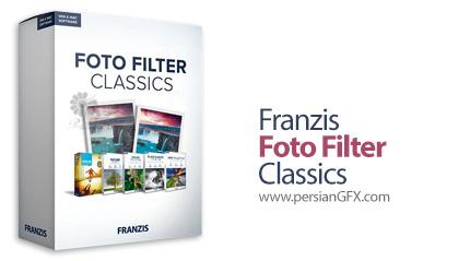 دانلود مجموعه نرم افزار های اعمال فیلترهای کلاسیک بر روی عکس ها - Franzis Foto Filter Classics v1.0.0 x64