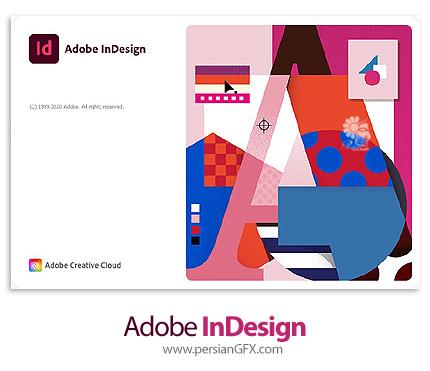دانلود نرم افزار ادوبی ایندیزاین 2021 - Adobe InDesign 2021 v16.2.0.30 + v16.1.0.020 x64