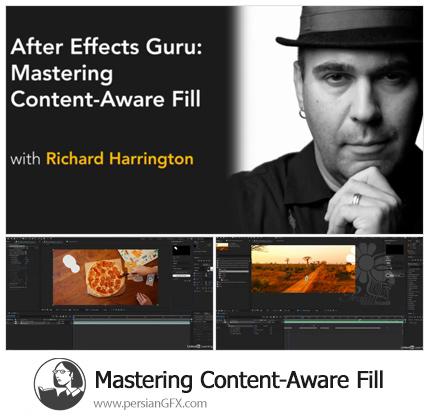 دانلود آموزش ویژگی Content-Aware Fill در افترافکت - After Effects Guru: Mastering Content-Aware Fill