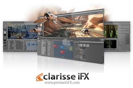 دانلود نرم افزار قدرتمند فیلم و انیمیشن سازی دو بعدی و سه بعدی - Isotropix Clarisse iFX v4.0 SP14 x64