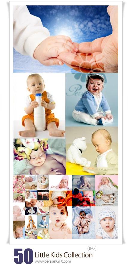 دانلود مجموعه عکس با کیفیت کودک، نوزاد و بچه - Little Kids Collection