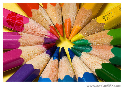 [تصویر:  1263457651_pencil_color_wheel.jpg]